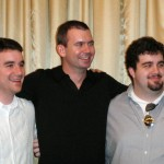 John, Brian, Matt